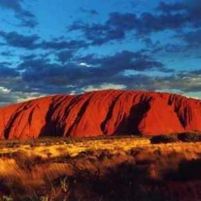 Ayers Rock - La roca sagrada de Australia