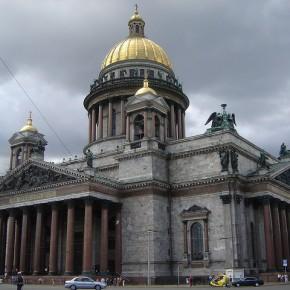 Moscú y San Petersburgo. La grandeza de Rusia.