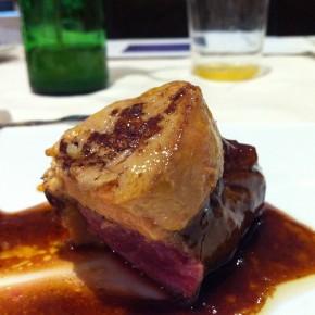 Solomillo de carne roja al foie con reducción de Pedro Ximénez - Post Nautalia
