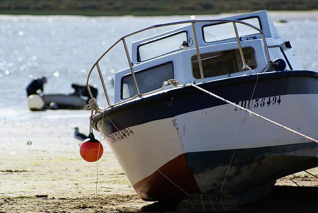 Barca en El Rompido, Nautalia