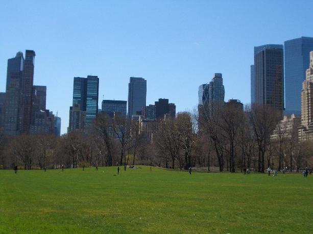 Central Park - Nautalia Viajes