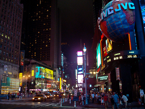 New York Times Square - nautalia