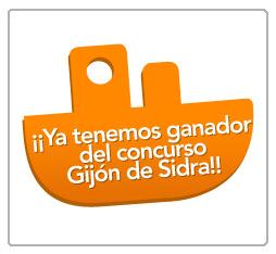 ¡Ganador del crucero de Gijón de Sidra!