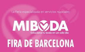 Salón 'MiBoda' en Barcelona