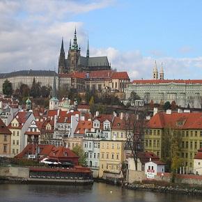 Praga, belleza mágica