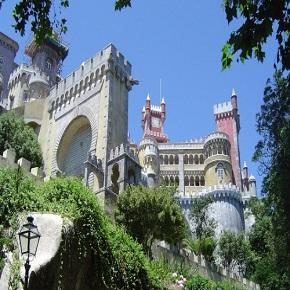 Palacio de la Pena, puro Romanticismo