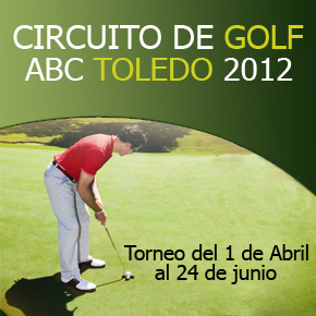 Circuito de Golf ABC Toledo 2012