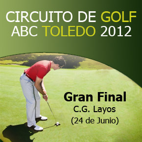 Final del Circuito de Golf ABC 2012