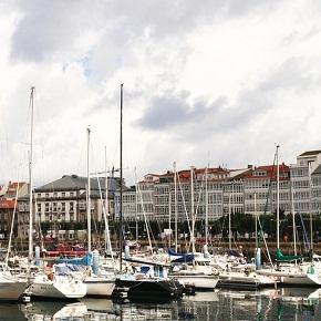 Costa de Galicia, playas de La Coruña, Lugo y Pontevedra