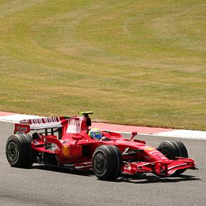 Silverstone, la Fórmula 1