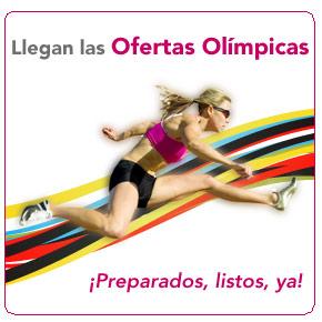 """Mantente en forma con las """"ofertas olímpicas"""" de Nautalia"""