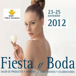 Fiesta y Boda 2012 en Valencia