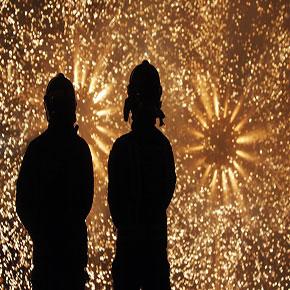 Las Fallas, el gran espectáculo del fuego