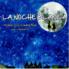 Nautalia en la 'Noche Blanca' de Ciudad Real